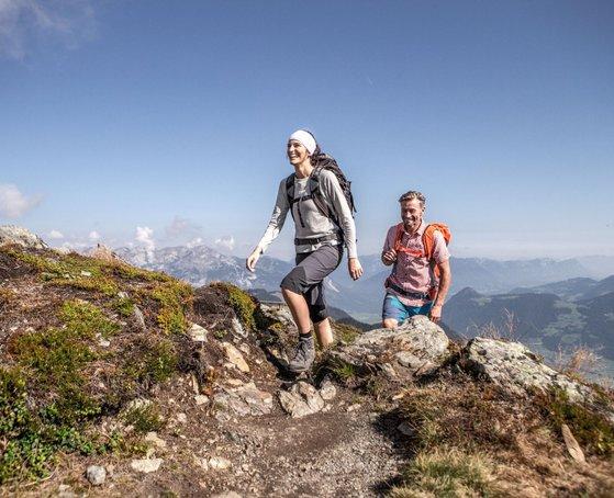 Wandern im Zillertal ©Erste Ferienregion Zillertal - Andi Frank