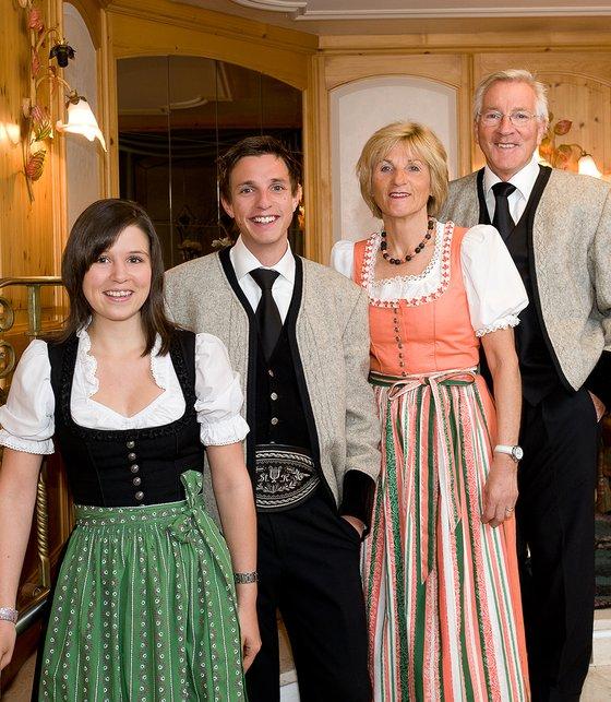 Familie Kofler