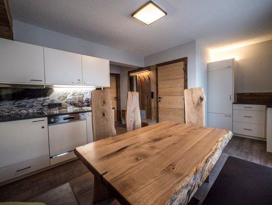 Küche Apartment A