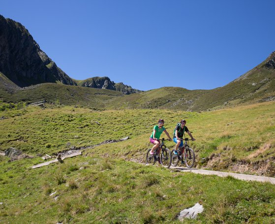 Mountainbiken ©Erste Ferienregion Zillertal